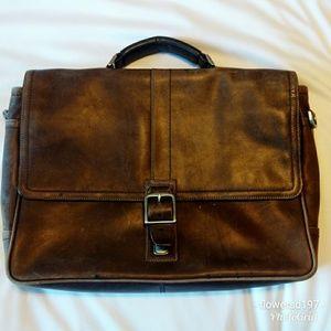 COACH TRANSATLANTIC Briefcase
